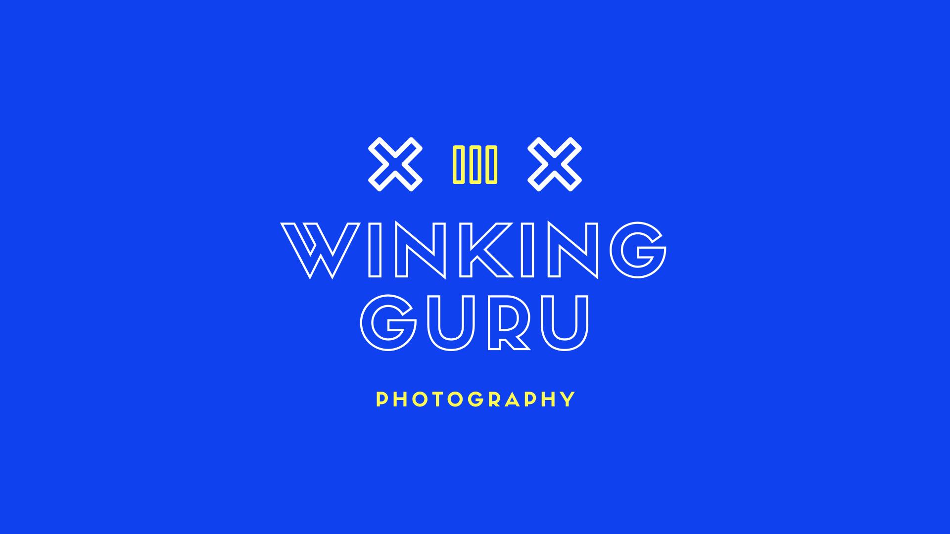 Winking Guru